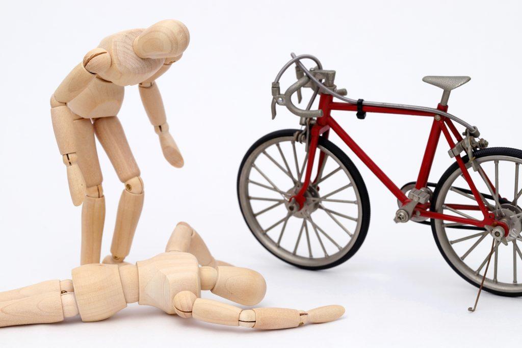 あなたは自転車事故で 1000 万円の賠償金を支払えますか?自転車が凶器に変わる瞬間